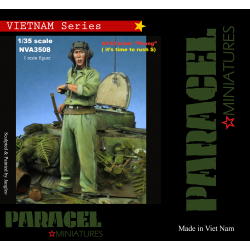 NVA tank commander ( it time to go)