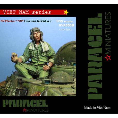 NVA tank commander ( it time to go)