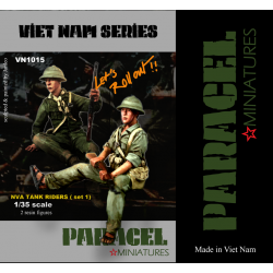 NVA tank riders ( set 1)