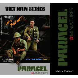 NVA tank riders( set 3)