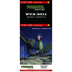 NVA tanker ( commander Tran)