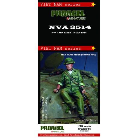NVA tank rider (SANG)