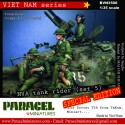 NVA Tank riders & Commander (Special Edition)