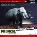 !/72 ASIA ELEPHANT A (MALE)