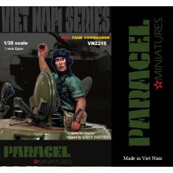 NVA tank commander Set 1
