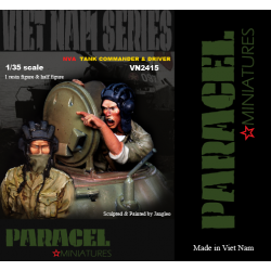 NVA tank commander Set 2