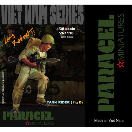 NVA Tank rider Fig C (radioman)