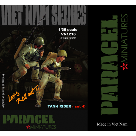 NVA tank riders( set 4)