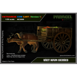 VIETNAMESE COW CART ver 1a