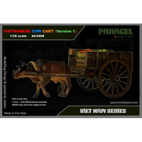 VIETNAMESE COW CART ver 1
