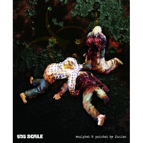 Zombie set 03