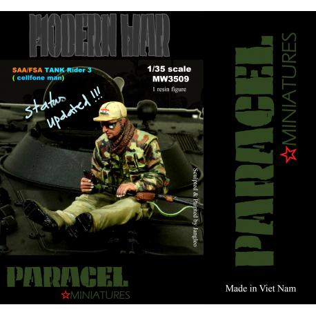 SAA/FSA tank/afv rider 3 (cellfone man)